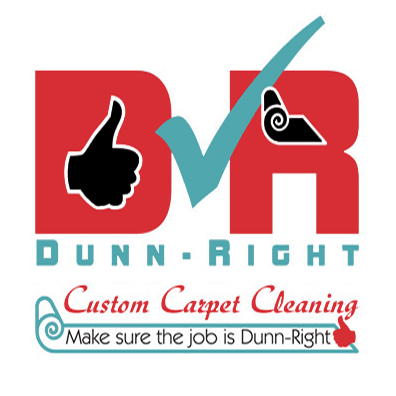 Dunn-Right Custom Carpet Cleaning Logo